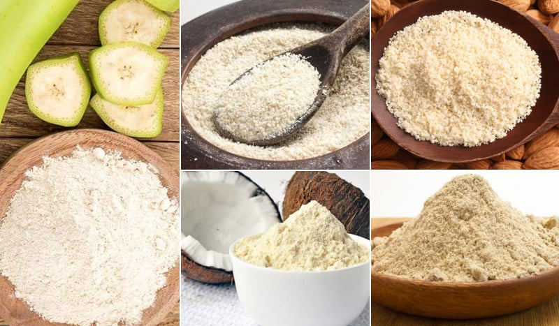 10+ Paleo Flour Alternatives
