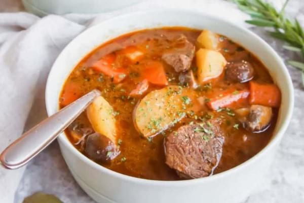 Paleo Slow Cooker Beef Stew Recipe