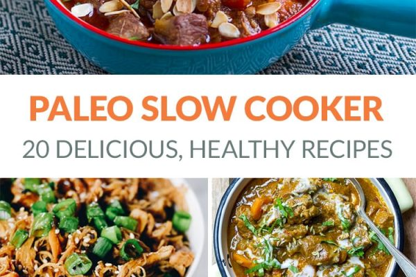 20 Delicious Paleo Slow Cooker Recipes | Crockpot Paleo Recipes