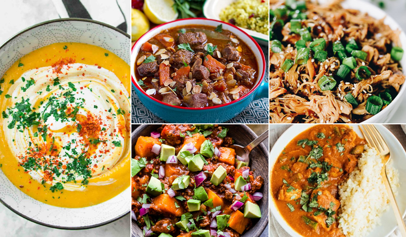 20 Paleo Slow Cooker Recipes | Crockpot