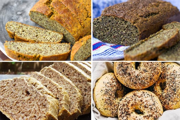 Paleo bread recipes