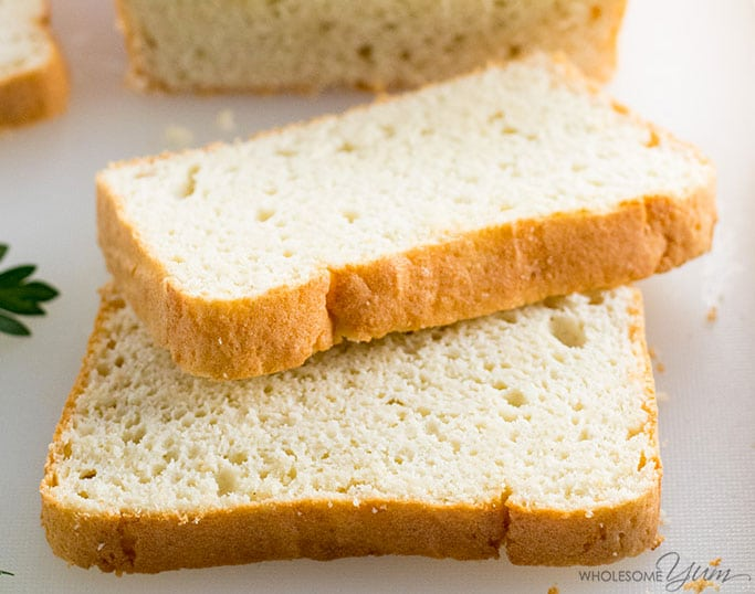 Paleo keto bread
