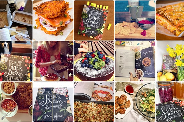 Eat Drink Paleo Cookbook Reviews & Testimonials