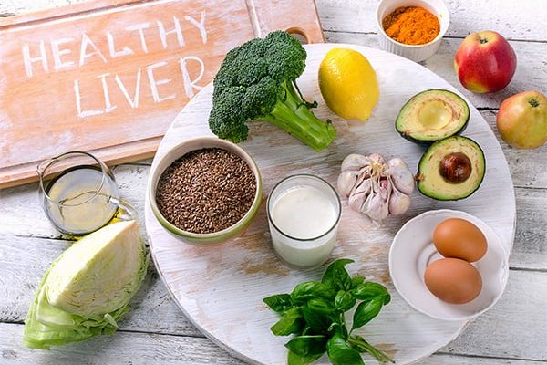 Best foods for your liver