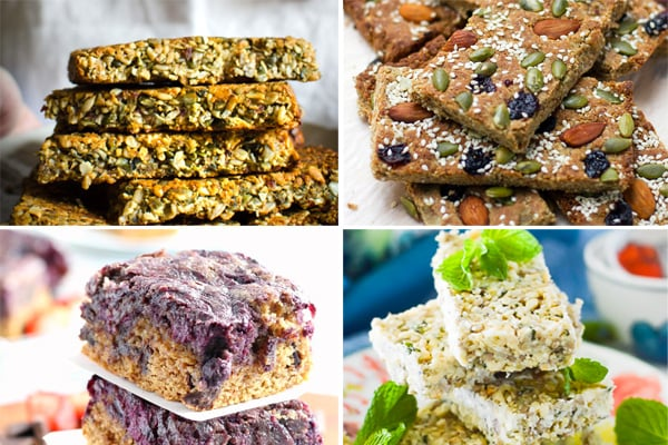 Homemade paleo bars recipes