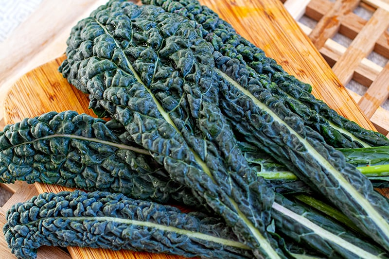 What is cavolo nero? Lacinato kale or Tuscan kale
