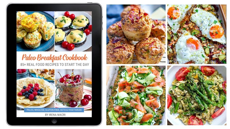 Paleo Breakfast Cookbook
