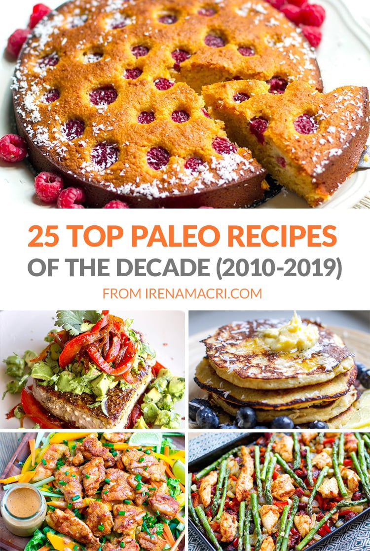 Best Paleo Recipes Of The Decade