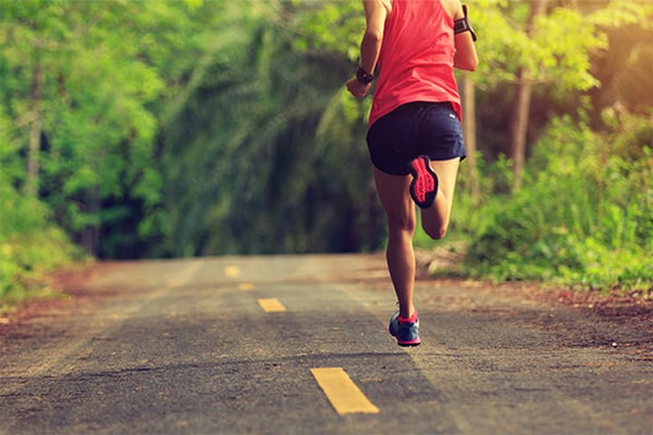 8-Week Half Marathon Training Schedule