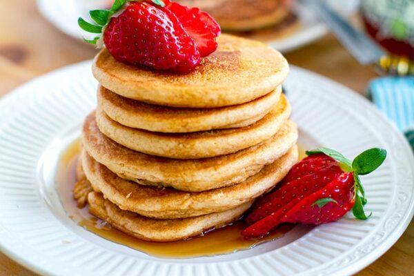 Paleo Souffle Pancakes