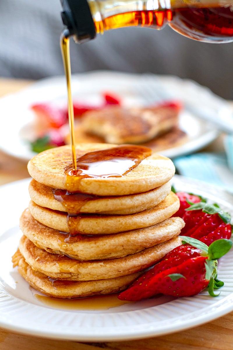 Paleo Souffle Pancakes Recipe (Gluten-Free)