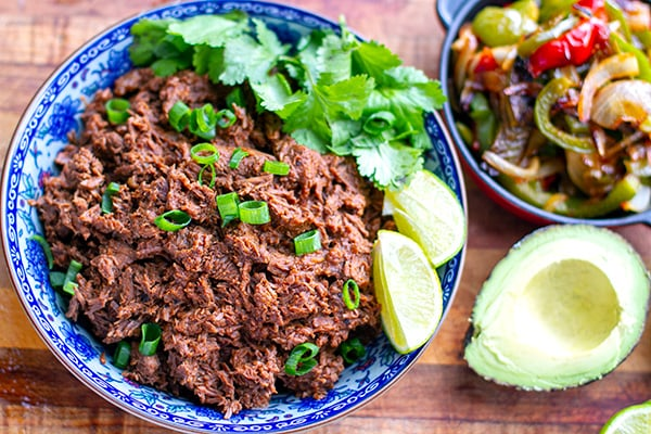 Mexican Shredded Beef (Whole30, Paleo, Keto)