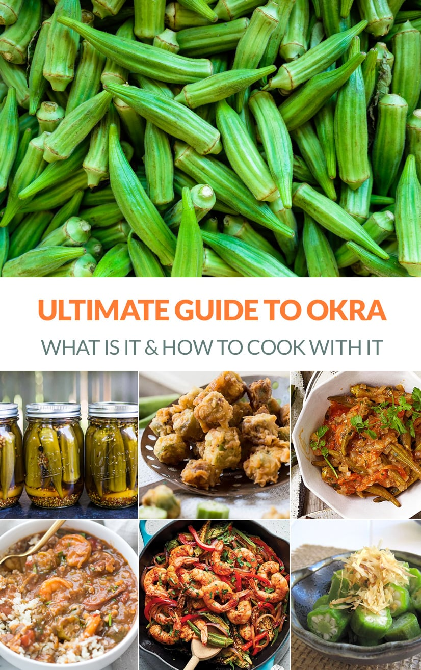What Is Okra & How To Cook With It