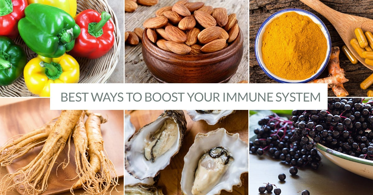 Best Nutrients Supplements To Boost Your Immune System Scientifically Studied