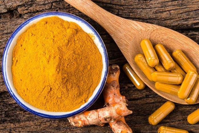 Curcumin for immune defence