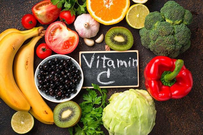 Vitamin C for immune system