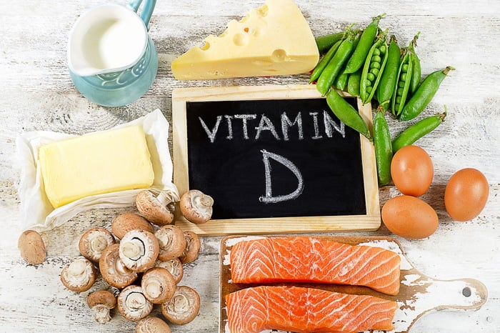 Benefits of Vitamin D for immune defence