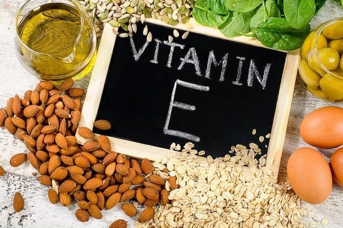 Vitamin E for immune health