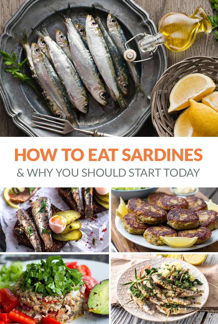 How To Eat Sardines & Why You Should Start Today
