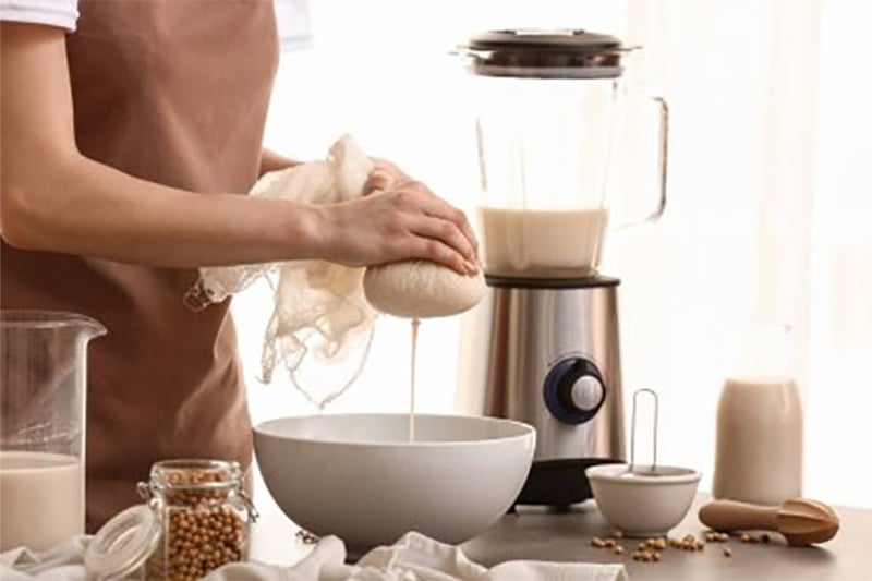 How to make soy milk