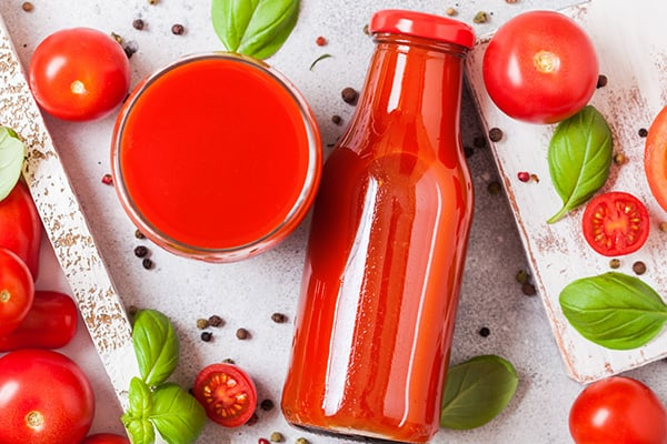 Tomato Juice Nutrition & Benefits