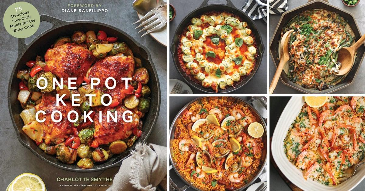 One-Pot Keto Cookbook by Charlotte Smythe