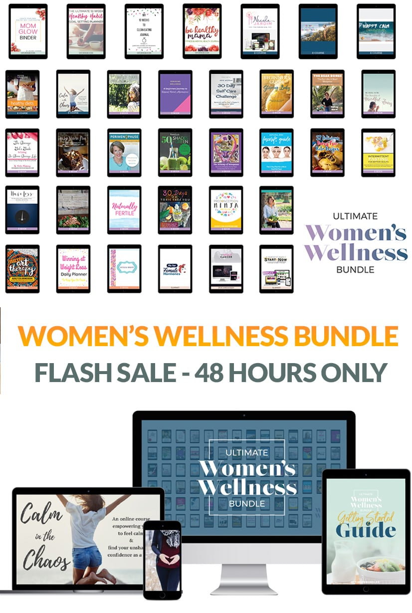 Ultimate Women's Wellness Bundle - FLASH SALE!