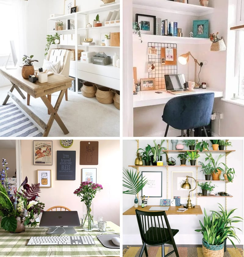 Work from home office inspiration