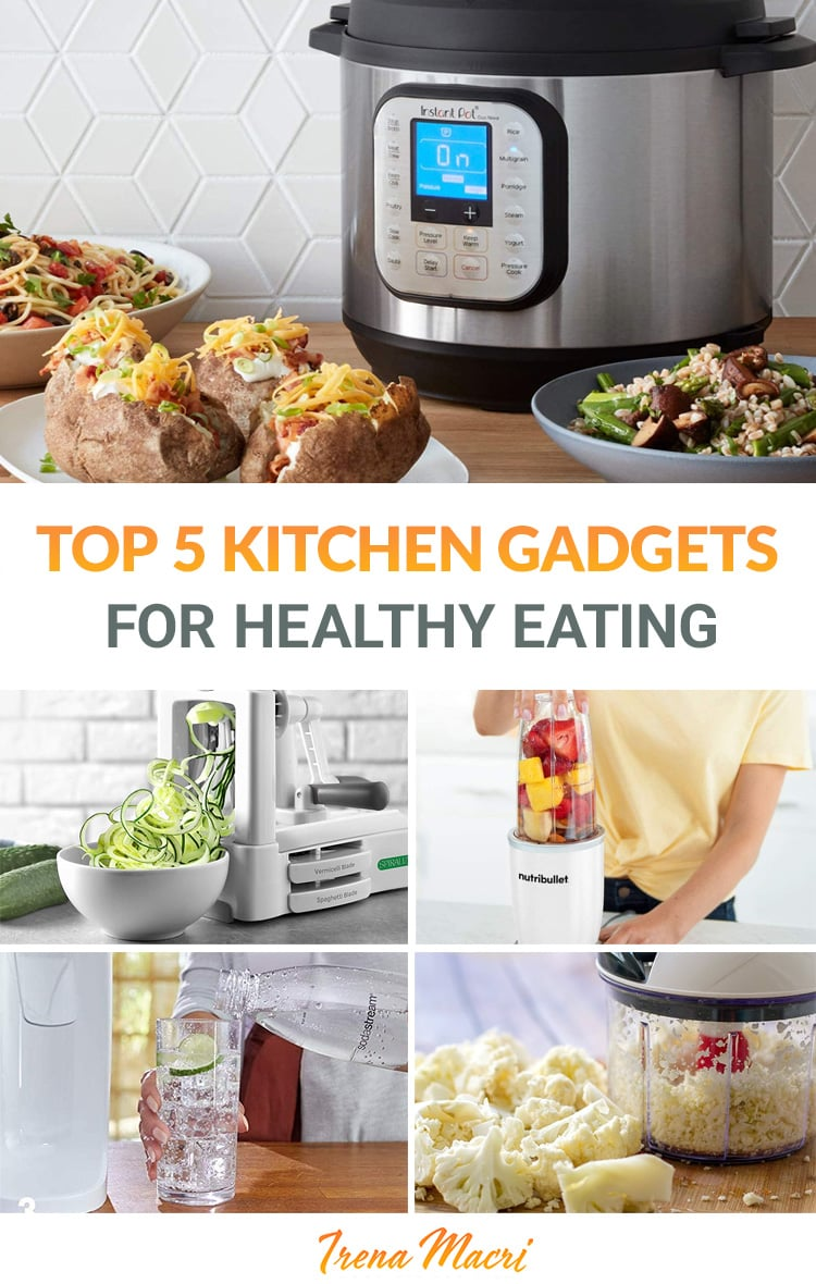 5 Must-Have Kitchen Gadgets For Health Eating