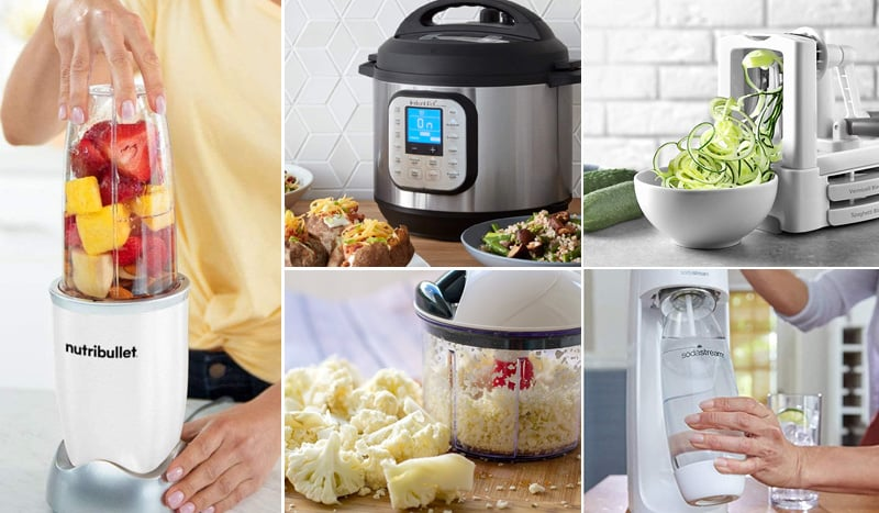 Must-Have Kitchen Gadgets For Health Eating