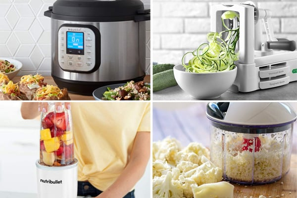 Top 5 Kitchen Appliances & Gadgets For Healthy Eating