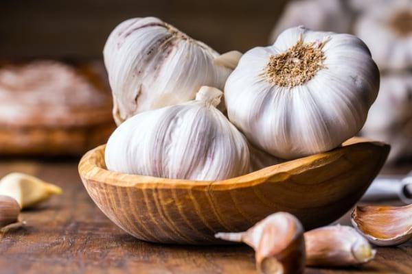 garlic-aromatic