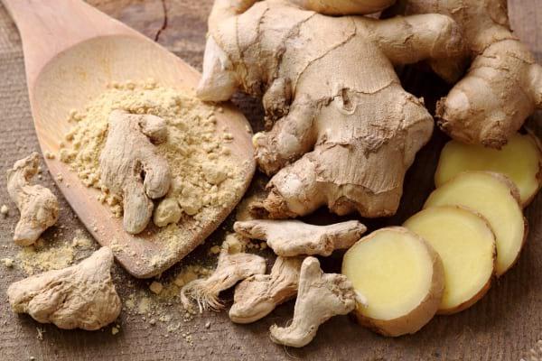 ginger-aromatic