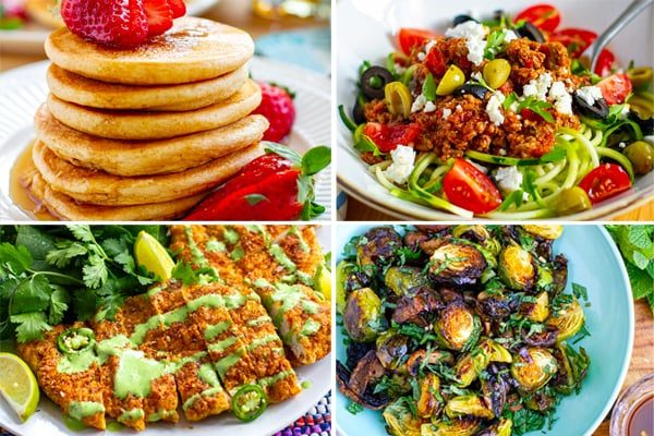 Top 12 Most Popular Healthy Recipes of 2020