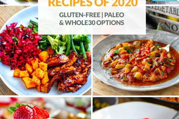 Top 12 Most Popular Healthy Recipes of 2020