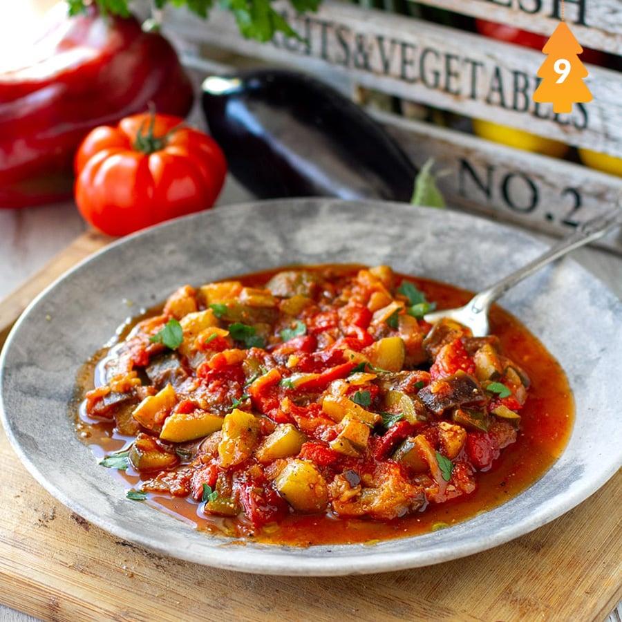 Spanish Pisto recipe