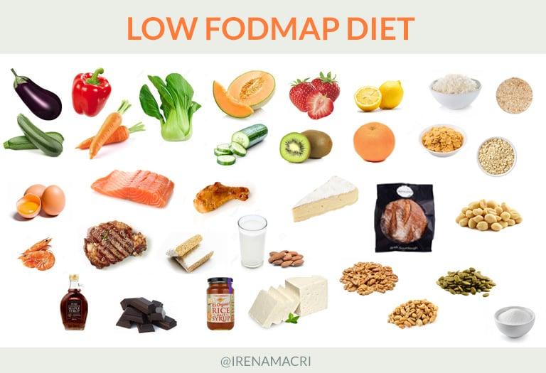 Low FODMAP Diet foods