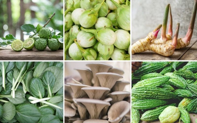 Guide to Asian Greens and Vegetables