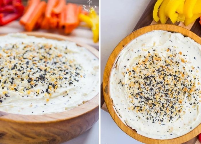 Keto Cream Cheese Dip Recipe