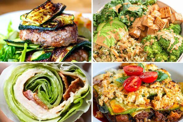 Low carb meal plan #3