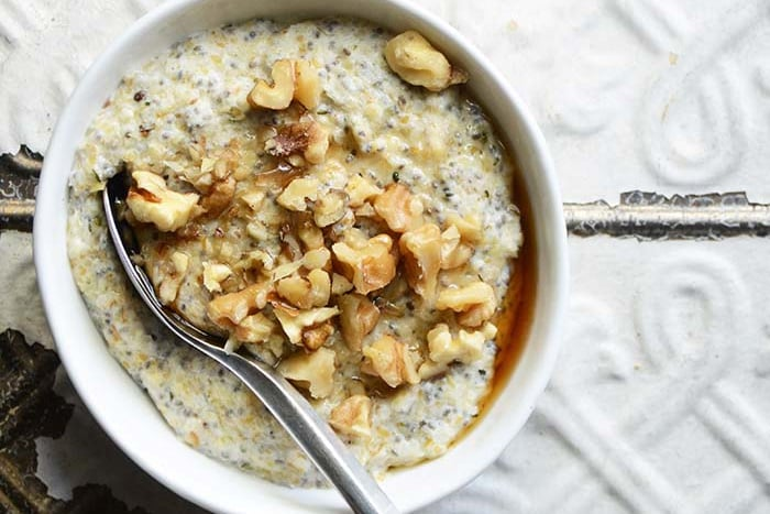 Low-Carb Porridge