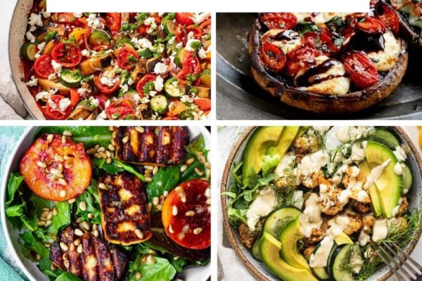 Best Low-Carb Vegetarian Recipes That Are Tasty & Satiating