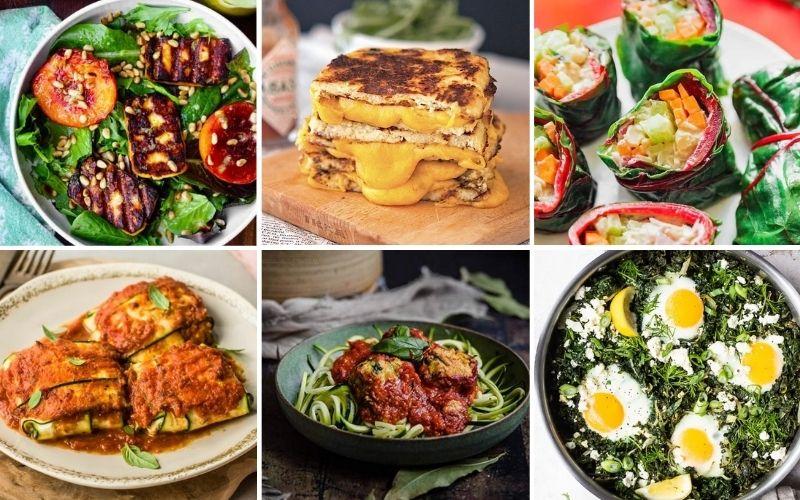 Low-Carb Vegetarian Recipes