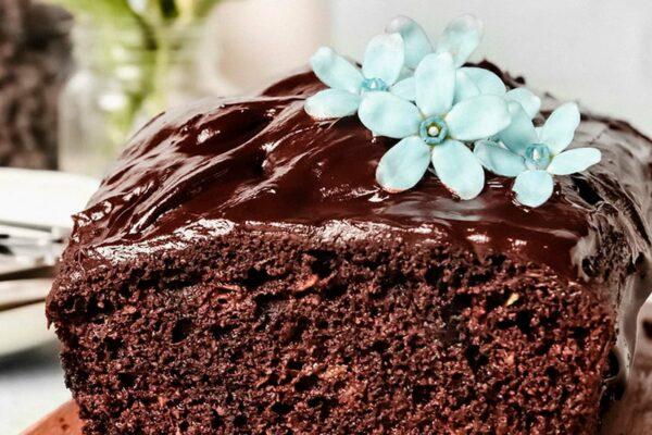 Paleo Chocolate Zucchini Cake