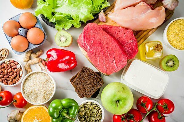 Low FODMAP diet food list